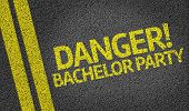 pic of bachelor party  - Danger - JPG