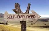 picture of self-employment  - Self - JPG