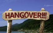 stock photo of hangover  - Hangover - JPG