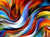 picture of expressionism  - Forces of Nature series - JPG