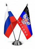 picture of extremist  - Russia and Donetsk People - JPG