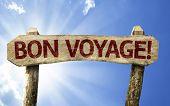 foto of bon voyage  - Have a Good Trip  - JPG
