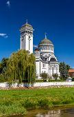 foto of trinity  - Holy Trinity Orthodox Cathedral in Sighisoara Romania - JPG