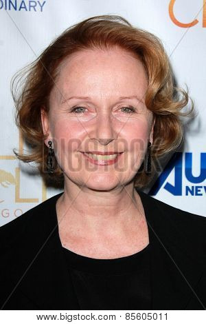 LOS ANGELES - MAR 16:  Kate Burton at the DirecTV's
