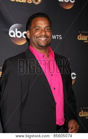 LOS ANGELES - MAR 16:  Alfonso Ribeiro at the