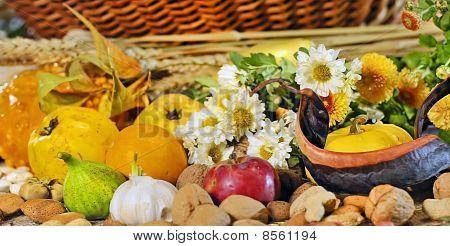 fall arrangement details