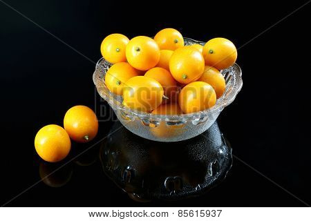 Fresh Kumquats Fruits