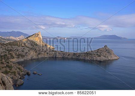 Capes Capchik And Meganom - Crimea