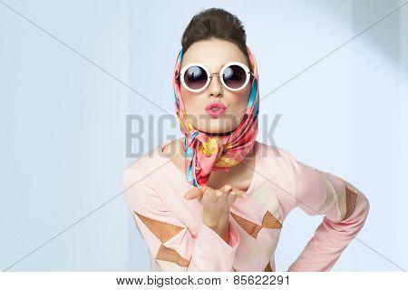 Sixties Style Girl