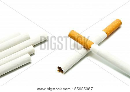 Cigarettes With Filter
