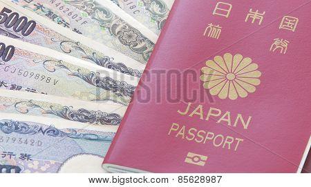 Japan Ordinary passport