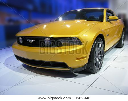 2010 Ford Mustang 5.0