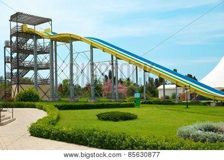 Aqua Park Constructions