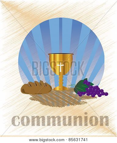 sacrament of the Holy Eucharist,