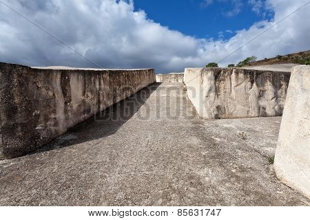 Cretto Di Burri, Belice Earthquake Memorial