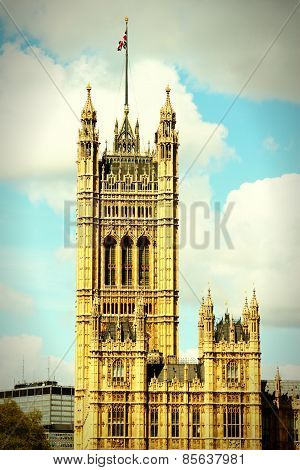 London - Victoria Tower