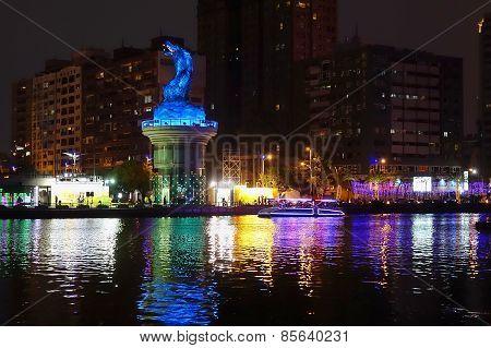 The 2015 Lantern Festival In Taiwan
