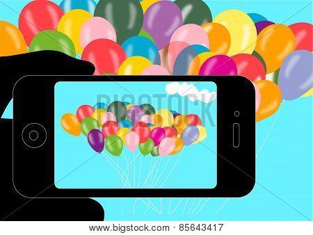 Phone photo