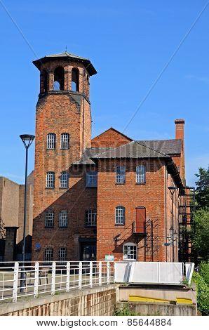 The Silk Mill, Derby.