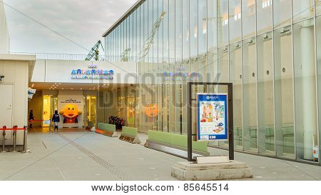 Anpanman Children's Museum in Kobe Japan