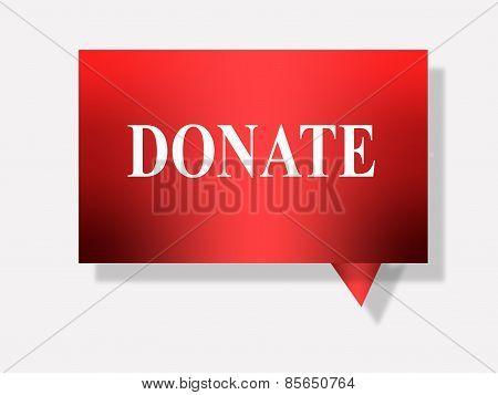 Donate, illustration
