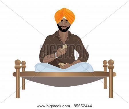 Punjabi Man