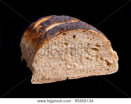 Half Of A Bread Loaf