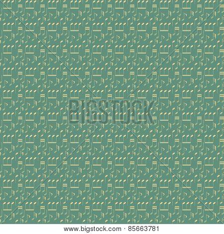 Seamless Note Background Pattern