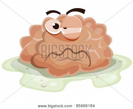 Damaged Brain Character