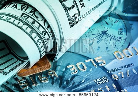 Conceptual background on the topic of business time is money