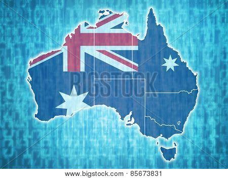Australia Administrative Divisions