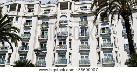 Elegant Windows And Balconies