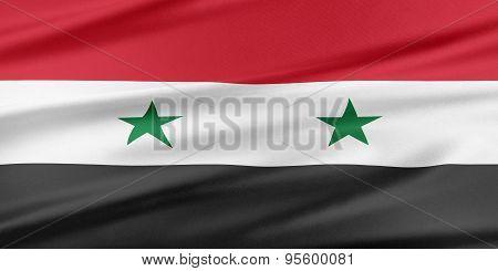 Syria Flag.