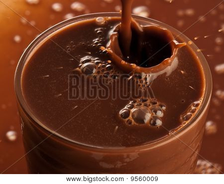 Chocolate Glass