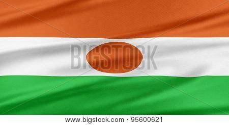 Niger Flag.