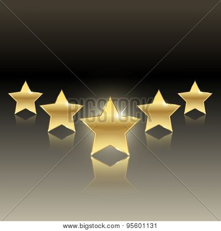 Rating Of Five Stars