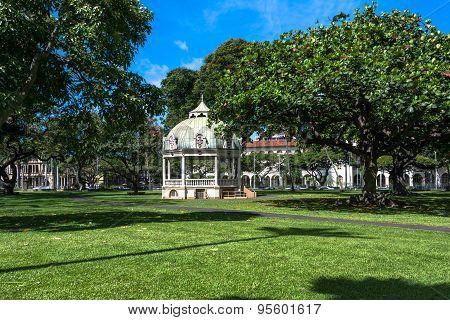 Coronation Pavilion in Honolulu