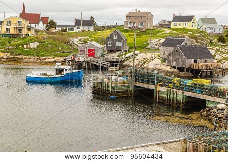 Harbor At Peggy's Cove Village