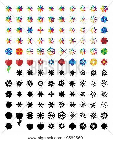 Flowers And Other Symbols