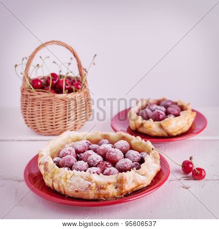Cherry Pie (tart).