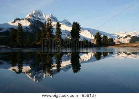 Mountain Mirror