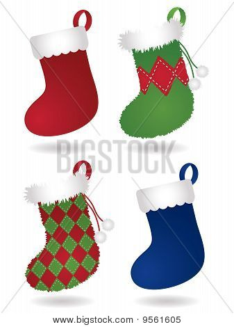 Decorative Christmas Stockings
