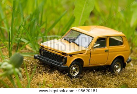 Toy Car Off-road