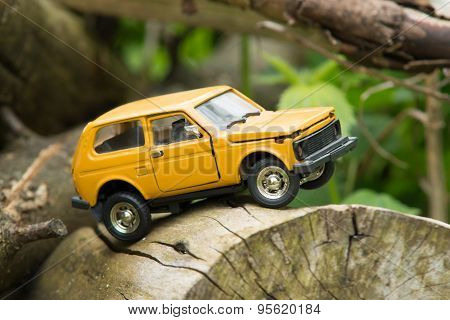 Toy Suv Off-road