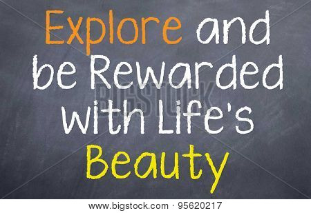 Explore and be Rewarded