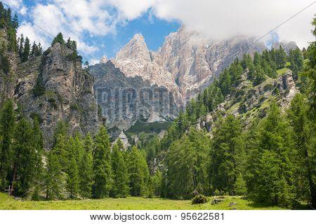 The Dolomites