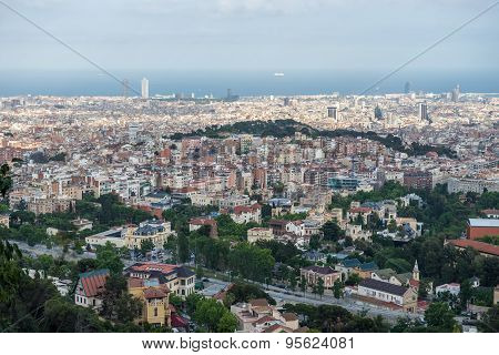 View On Barcelona