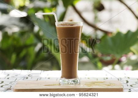 Thai Coffee Smoothie