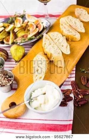 Fig Bruschetta