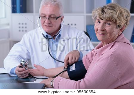 Checking The Hypertension